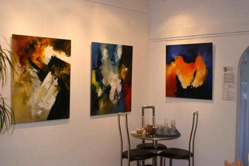 Galerie Andalusien Art in Worpswede